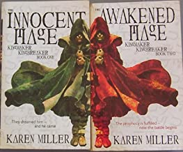 Kingmaker, Kingbreaker Volumes 1 and 2: The Innocent Mage, The Awakened Mage