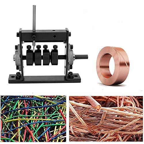 LWQ Manuelle tragbare Abisolieren Maschine Schrott Kabelschälmaschinen Stripper für 1-30mm Handwerkzeug Connect Handbohrgerät
