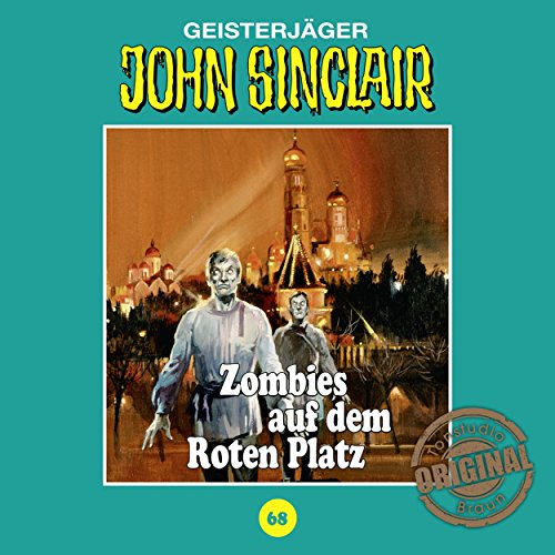 Zombies auf dem Roten Platz audiobook cover art