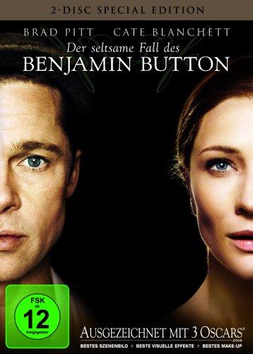 Der seltsame Fall des Benjamin Button (Special Edition,Digi-Pack inklusive hochwertigem Filmbooklet, 2 DVDs)