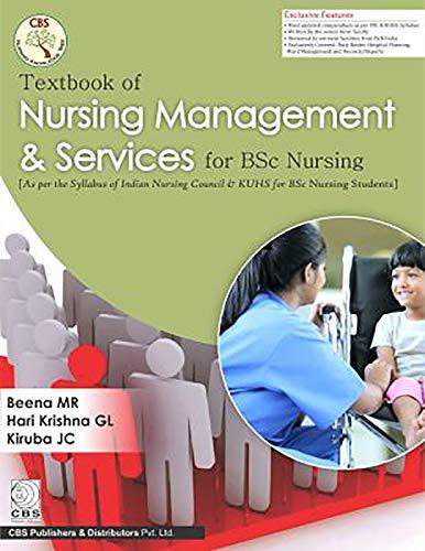 Textbook of Nursing Management & Services for BSc Nursing
