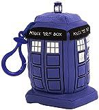 Funko 00579 Doctor Who 4-inch Mini Tardis Talking Plush ClipOn (Blue)