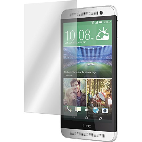 PhoneNatic 2 x Glas-Folie klar kompatibel mit HTC One E8 - Panzerglas für One E8
