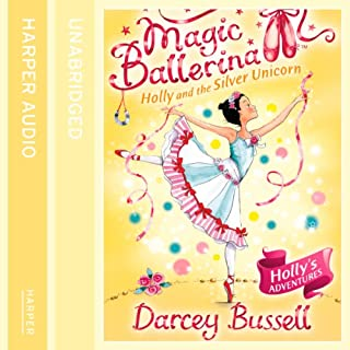 Magic Ballerina (14) - Holly and the Silver Unicorn cover art