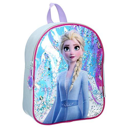Disney Die Eiskönigin 2 Rucksack für Kinder - ELSA - Blau