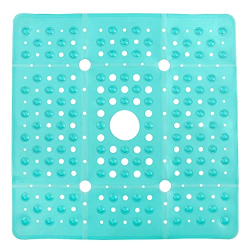 SlipX Solutions Extra Large Square Shower Mat, 27 x 27...