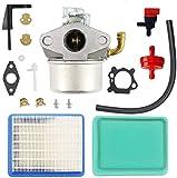 Shnile Carburetor Compatible with Troy Bilt Pressure Washer 020209 01292-1 with Intek 190 6.0 OHV Engine 8.25 hp Craftsman Rototiller