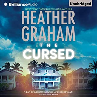 The Cursed     Krewe of Hunters, Book 12              Written by:                                                                                                                                 Heather Graham                               Narrated by:                                                                                                                                 Luke Daniels                      Length: 8 hrs and 55 mins     Not rated yet     Overall 0.0