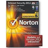 Norton Internet Security 2012 3 PC / User inkl. Update 2013 - 30 Jahre Jubiläums BOX -
