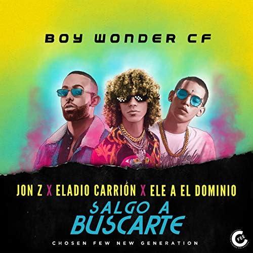 Jon Z & Eladio Carrión feat. Ele A El Dominio & Boy Wonder Cf