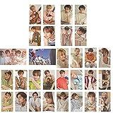yangzhoujinbei Carino NCT Collective LOMO Box 30 Fogli per Confezione NCT 1 Unit