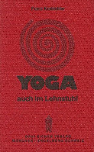Yoga auch im Lehnstuhl