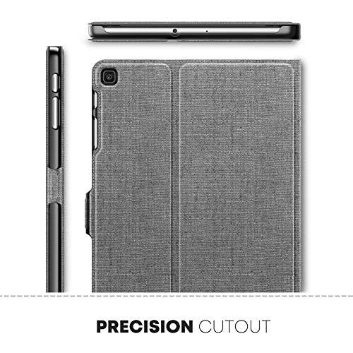 INFILAND Hülle für Samsung Galaxy Tab A 10.1 2019, Slim Ultraleicht Halten Schutzhülle Hülle kompatibel mit Samsung Galaxy Tab A 2019 (T510/T515) 10.1 Zoll,Grau