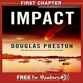 Impact audiobook cover art