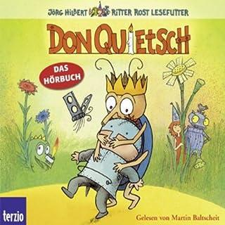 Don Quietsch (Ritter Rost Lesefutter) Titelbild