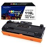 GPC Image D116L MLT-D116L Cartucce Toner sostituzione Compatibili per Xpress SL-M2835DW M2825ND M2825DW M2885FW M2675 M2675FN M2875FD M2625 M2625D M2626 M2676 M2676FH M2825 Stampante(Nero,1-Pacco)