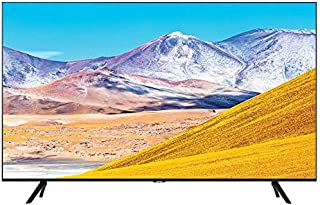 SAMSUNG 65-inch Class Crystal UHD TU-8000 Series - 4K UHD HDR Smart TV with Alexa Built-in (UN65TU8000, 2020 Model)
