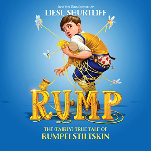 Rump audiobook cover art