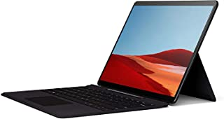 Microsoft Surface Pro X (MNY-00005), Microsoft-SQ1-3GHz, 13 Inch, 256GB SSD, 8GB, MS SQ1 Adreno 685 GPU, WiFi+4G LTE, No K...