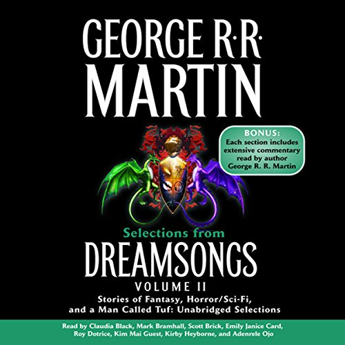 Dreamsongs, Volume II (Unabridged Selections) audiobook cover art