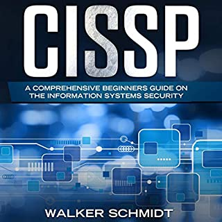Page de couverture de CISSP: A Comprehensive Beginners Guide on the Information Systems Security
