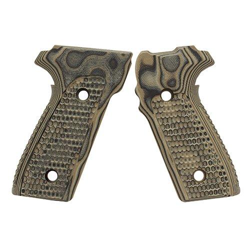 Hogue Extreme G-10 Grips (Fits: Sig Sauer P228, P229 DAK)