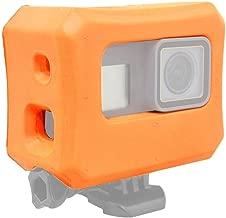 Liuzheng For Waterproof camera Floaty Case for GoPro HERO7  6 5 Orange   Color Orange