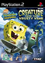 SpongeBob SquarePants: Creature from the Krusty Krab (PS2) by THQ