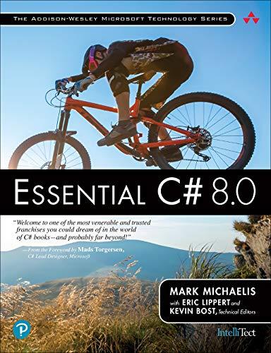 Essential C# 8.0 (Addison-Wesley Microsoft Technology Series)