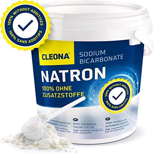 4.5kg Natron Pulver zum reinigen als Basenbad oder zum neutralisieren Lebensmittelqualität E500ii