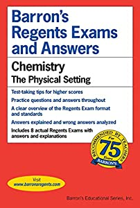 Download PDF Barrons Regents Exams and Answers Chemistry ...