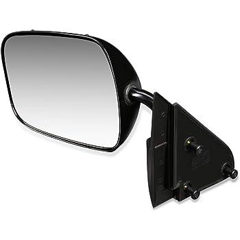 DNA Motoring OEM-MR-GM1320329 Factory Style Manual Left Side Door Mirror