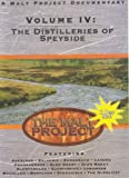 Malt Project:Vol 4 Whisky Distilleries of Speyside Scotland by Single Malt Scotch Whisky visits