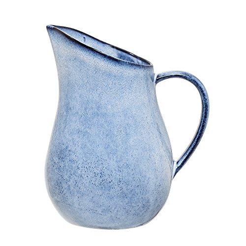 Pot à eau Sandrine, Bloomingville, Bleu