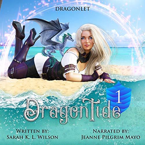 Dragon Tide: Dragonlet audiobook cover art