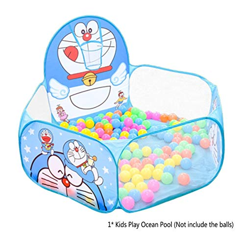 Gugutogo 1.2M Lovely Cartoon Design Portable Children Kids Ball Pool Outdoor Outdoor...