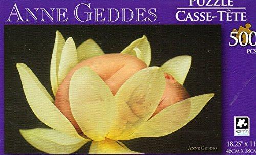 Anne Geddes - 500 Piece Jigsaw Puzzle - v6 by Anne Geddes