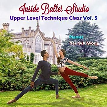 Inside Ballet Studio Upper Level Tehnique Class, Vol. 5
