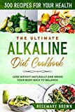 Best Alkaline Diet Books - The ultimate alkaline diet cookbook: 300 recipes Review