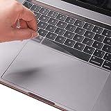 【2020年最新型・2019年に対応しない】MacBook Pro 13 トラックパッド保護 フィルム TopACE 防気泡 防指紋 反射低減保護 フィルム 究極のさらさら感 2枚入り 13インチ MacBook Pro 13 2020 対応 (クリア)