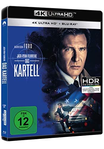 Das Kartell (4K Ultra HD) (+ Blu-ray 2D)