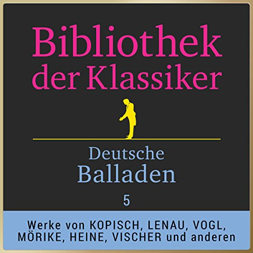 Deutsche Balladen, Teil 5 Titelbild