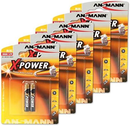 Ansmann X Power Alkaline Batterie Mono D Lr20 Longlife Elektronik