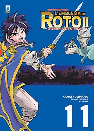 L'emblema di Roto II. Gli eredi dell'emblema. Dragon quest saga (Vol. 11)