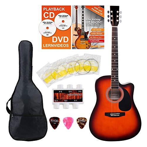commercial westerngitarre mit tonabnehmer test & Vergleich Best in Preis Leistung