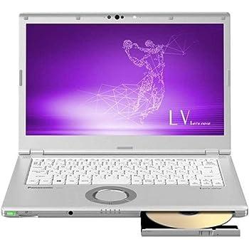 パナソニック CF-LV8RDAVS Let`s note LV8 法人(Core i5-8365UvPro/8GB/SSD256GB/SMD/W10P64/14.0FullHD/電池S/顔認証)