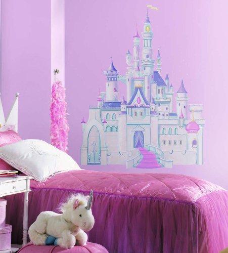 Disney Cinderella Princess Castle Wall Decal Cutout 3175quotx42quot