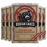 Kodiak Cakes Frontier Pancake, Flapjack and Waffle Mix, Original, 24 Ounce (Pack of 6) (10705599011167)
