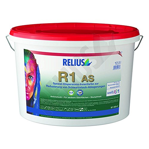 Relius R1 AS ELF, weiß / Basis 1, 12,5 Ltr.