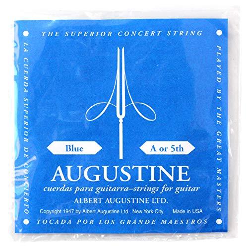 Augustine 650435 Blue Label Saiten für Klassik Gitarre - A5